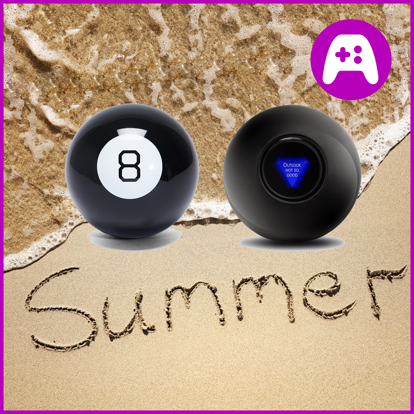 Summer Gaming Predictions w/ Magic 8-Ball! - What's Good Games (Ep. 162)