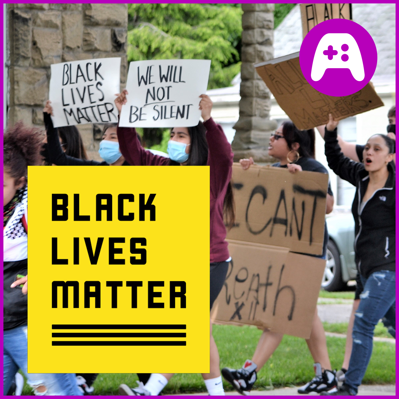 Black Lives Matter: What We're Learning - What's Good Games (Ep. 163 )
