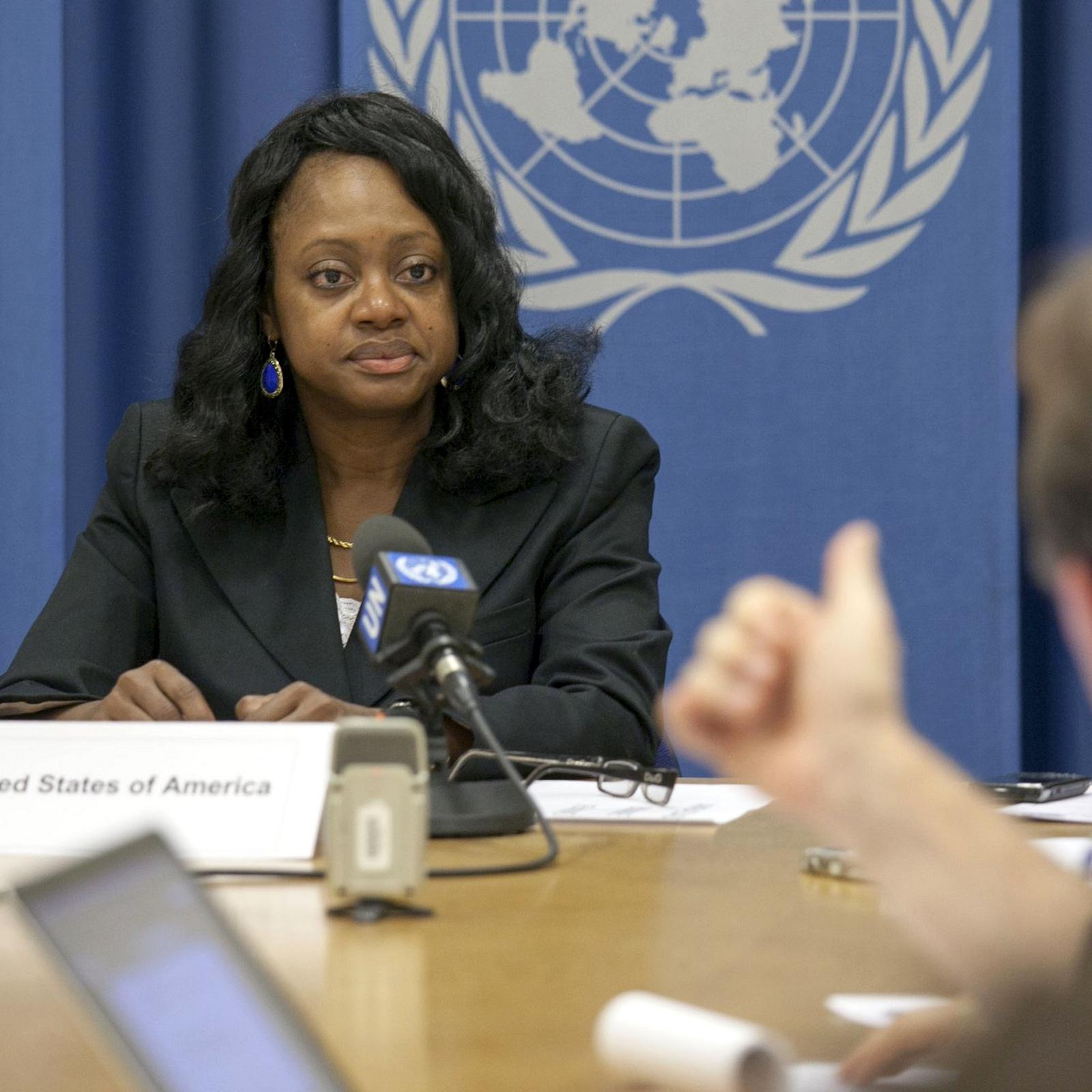 #65 - Ambassador Bonnie Jenkins on 8 years pursuing WMD arms control, & diversity in diplomacy